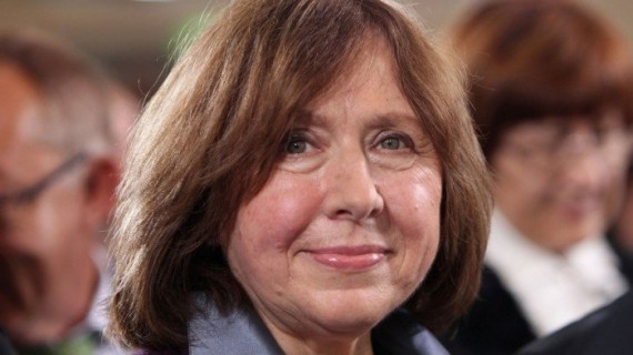 Svetlana Alexievich wins the Nobel Prize in Literature. Photo courtesy of apertureaudience.com