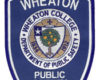 Wheaton College Public Safety badge. Source: wheatoncollege.edu
